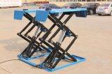 Cer genehmigte kleine Plattform Scissor Autojack-Selbstaufzug für die Reparatur