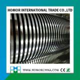 工場顧客用適用範囲が広い積層物はポリエステル・フィルムをアルミニウムで処理した