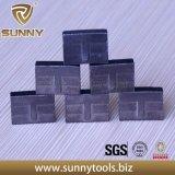 돌 절단 (SY-DTB-24)를 위한 다이아몬드 세그먼트 공구