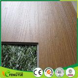 El mejor suelo del vinilo del PVC del tecleo del precio 5m m Lvt de la fábrica