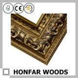 イタリアのレトロの壁の装飾の木製の写真フレームの鋳造物