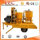 Pompa mescolantesi della malta liquida del cemento del rimorchio di LGP200/300/100pi-D da vendere
