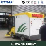 Multi Mülleimer-Straßen-Reinigungs-Maschine des Funktions-Kabine-Vakuum240l