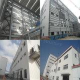 Grande disegno industriale prefabbricato delle tettoie della struttura d'acciaio delle tettoie