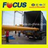 Transportband van het Cement van de hoge Efficiency de Spiraalvormige, de Transportband van de Schroef voor de Silo's van het Cement