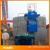CNCの自動エレクトロガスの縦のアーク溶接機械