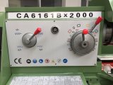 Ca6240 간격 침대 금속 전통적인 선반 기계