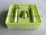 Cosméticos caixa plástica / caixa / garrafa bandeja de PVC