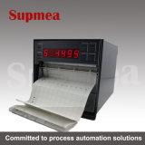 Grabador de temperatura para grabadores de gráfico de congelador Grabador de presión de papel