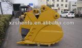 Cubeta da rocha de Sf para a máquina escavadora Caterpiller Cat330d 2.0cbm