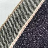 ткань 38947 джинсыов штока Selvedge 21.9oz Unsanforized японская