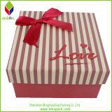 Estilo de Navidad personalizadas de embalaje caja de regalo