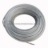 Câble / Câble câblé galvanisé à chaud / DIP chaud