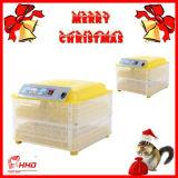 Le CE a réussi de mini 96 jouets transparents automatiques d'incubateur de poulet d'oeufs