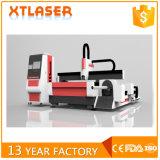 Maquinaria da estaca do laser da fibra do metal de Alemanha Ipg 700W