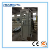 Roomeye Aluminum Casement Door with Shutter Glass 2017 Novo Produto Estilo Moderno