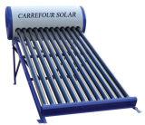 Système solaire de chauffe-eau de Non-Pression à énergie solaire de Jjl
