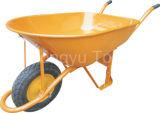 Carrinho de mão de roda modelo europeu (WB - 7503) para o mercado de África