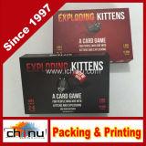 Взрывая карточная игра котят: Оригинальное издание и вариант Nsfw (431015)