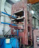 Da placa hidráulica de borracha dos amortecedores da correia transportadora do PLC máquina Vulcanizing do Vulcanizer da imprensa