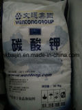 Polvere K2CO3 99% del carbonato di potassio