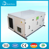 Unità di ripristino di calore del condizionamento d'aria della pompa termica di R407c con scarico superiore orizzontale