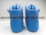Concevoir les chaussures de boxe de lutte respirables d'unité centrale Flexibale de taille de gosse