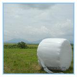 Película de estiramento branca da ensilagem da venda quente feita para Japão