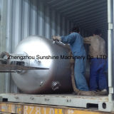 20t/D Palm Oil Refining Plant Small Scale Edible Erdölraffinerie