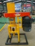 Dispositivo de conducción de tierra vertical de la bomba bien de la bomba de tornillo del martillo 22kw