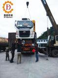 Diesel- u. elektrischer LKW eingehangene Betonmischer-Pumpe