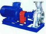 Aspiration horizontale de fin de haute performance extrayant la pompe à eau centrifuge