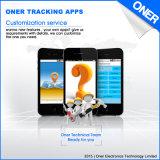 Perseguidor de seguimento tempo real APP de SMS GPS