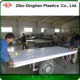 Strato materiale della gomma piuma del PVC di Biulding