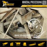 Kohle-Mineralrückstand-gewundener Trennung-Bergwerksausrüstung-Erz-Rückstand-Wiederanlauf