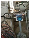 Détecteur fixé au mur de gaz toxique de dioxyde de carbone (CO2)