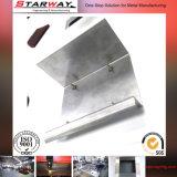 Fabricação de metal da folha com chapa de aço