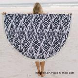 De in het groot Gekwalificeerde Zachte Roune Afgedrukte Handdoek van het Strand met Uitstekende kwaliteit