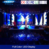 P4 Full Color Customized High Refresh Indoor LED Video Wall für Advertizing