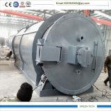 Plástico usado da máquina da pirólise refinação plástica ao combustível