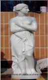 Животная и людская мраморный высекая скульптура статуи ландшафта
