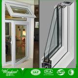 Энергосберегающее Низкое-E окно стекла UPVC