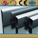 201 lumineux utilisés décoratifs, prix rectangulaire de pipe de l'acier inoxydable 202