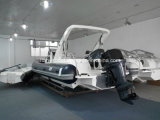Liya 8.3m Cheap Fiberglass Passenger Rib Boat à vendre
