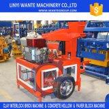 Het Maken van de Baksteen van de klei Met elkaar verbindende Machine voor Onroerende goederen Inductry