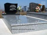 De uitgeholde Grafsteen van de Grafsteen van het Graniet met de Prijs van de Fabriek
