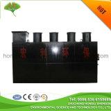 Trattamento di acque luride cinese per sloggiare gli ioni di metalli pesanti