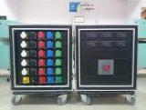 Rectángulo de interruptor eléctrico principal con el contador de Digitaces