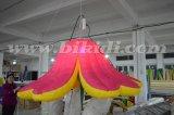 Globo inflable de la decoración de la flor, globo grande C2011 de la flor del LED