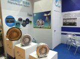 ventilador regenerative da turbina do anel do ar da eficiência 10HP elevada